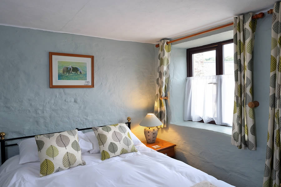 Bracken Cottage Double Bedroom