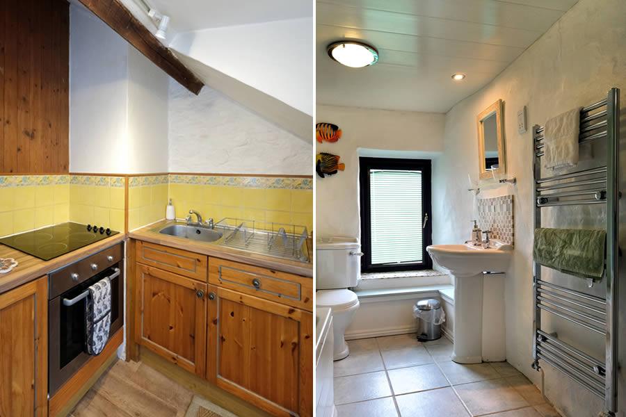 Bracken Cottage Kitchen