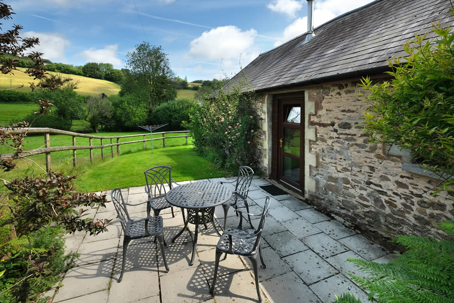 Fern Self Catering Holiday Cottage on Exmoor