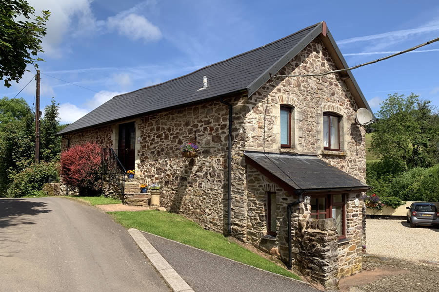 Gorse Self Catering Holiday Cottage on Exmoor