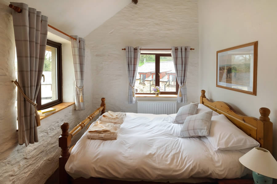 Gorse Cottage Double Bedroom