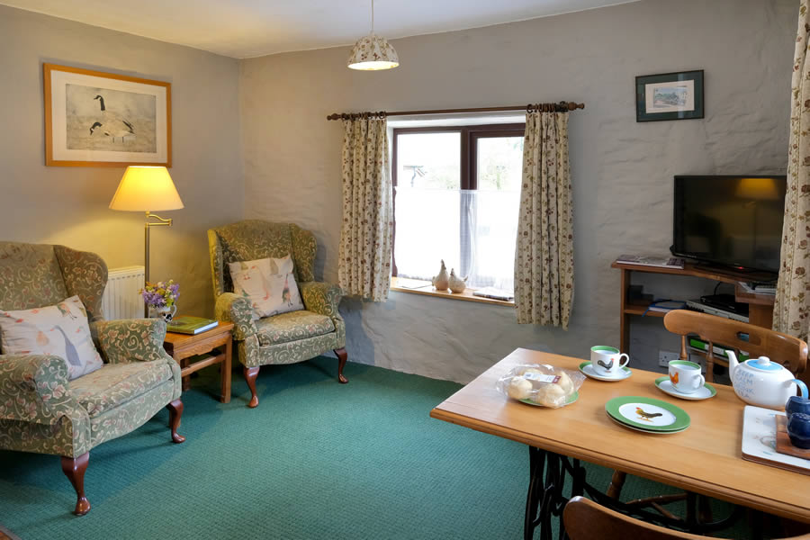 Gorse Cottage Lounge