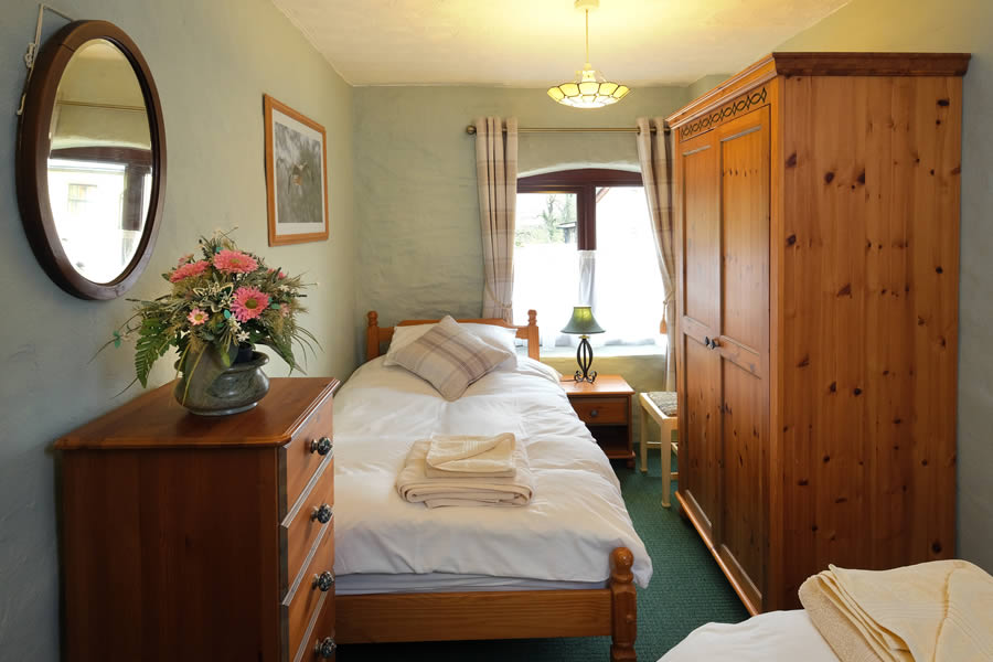 Heather Cottage Bedroom