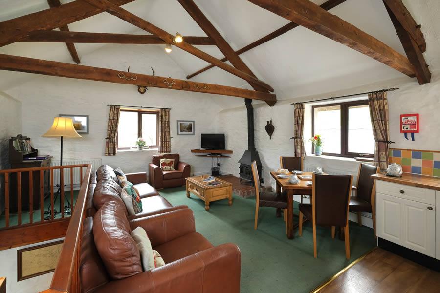 Heather Cottage Lounge