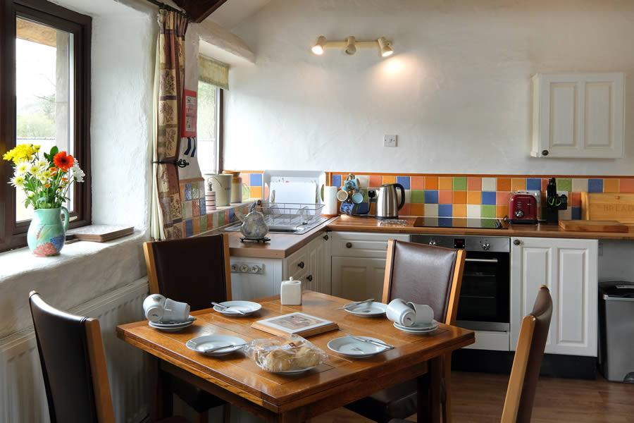 Heather Cottage Kitchen