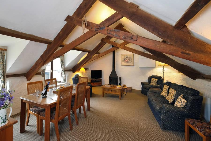 Bracken Cottage Lounge