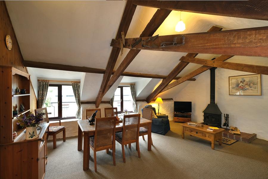 Bracken Cottage Lounge Reverse